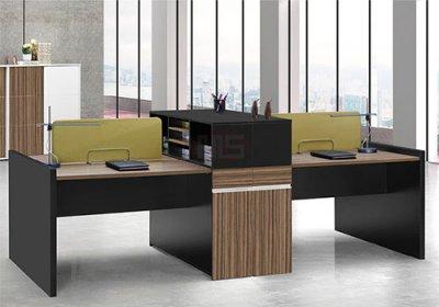 这样搭配济南办公家具,办公环境会更好看