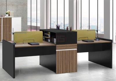现代职员办公桌系列-008