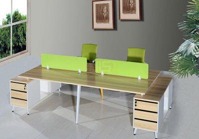 现代职员办公桌系列-009
