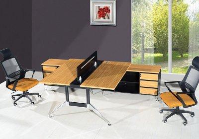 现代职员办公桌系列-010