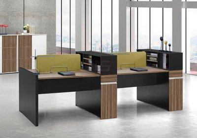 现代,职员,办公桌,系列,-015,