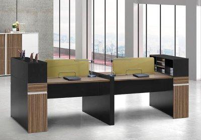 现代,职员,办公桌,系列,-016,