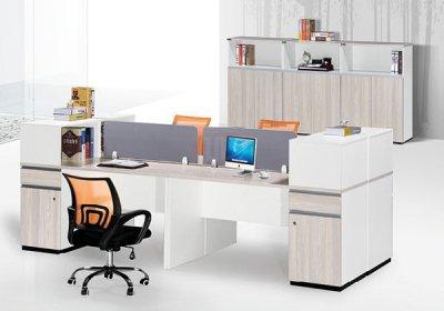 现代,职员,办公桌,系列,-019,