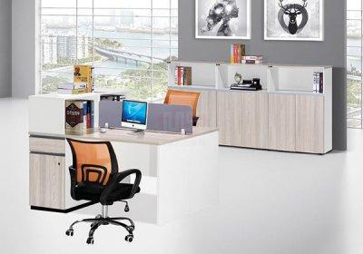 现代,职员,办公桌,系列,-021,