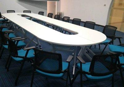 会议室办公桌定制案例